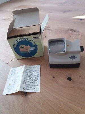 Apollo Auto Slide Viewer Boxed With Instructions