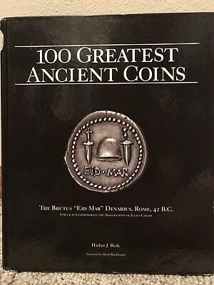 100 Greatest Ancient Coins by Harlan J. Berk