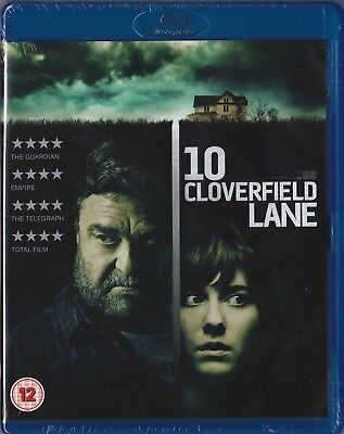 10 Cloverfield Lane Blu-Ray _ New Sealed