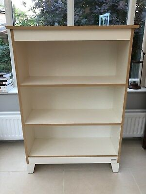 Bookcase - Mamas And Papas - Cream and Birch