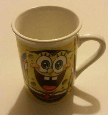 Spongebob Squarepants Coffee Mug Viacom 2014