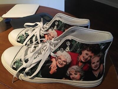 Golden Girls shoes Size 10