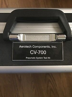 Aerotech CV-700 Aircraft Pneumatic System Test Kit