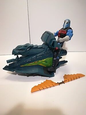 Masters of the universe Classics Sky High with Jet Sled Battle Ram