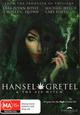 Hansel and Gretel & The 420 Witch - DVD (NEW & SEALED)