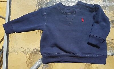 Ralph Lauren Baby Boys Jumper 6 Months good condition