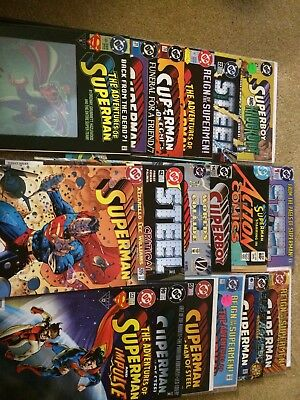 50 Mixed Comic Book Lot Marvel DC & Independents!