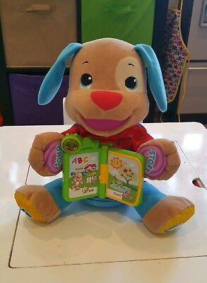 Fisher Price Laugh and Learn Storytime Puppy