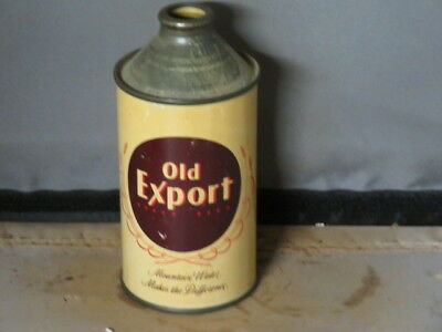 Old Export Beer.   Colorful. Really Nice. Cumberland.  Cone Top