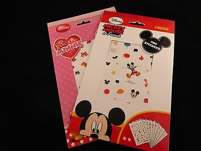 Vibrant Disney Mickey Mouse & Friends or Minnie Mouse Packs - 700 Stickers !!!