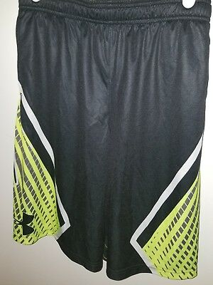 Under armour shorts youth large