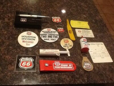 Phillips 66 Petroleum Company Advertising And Promotional Items