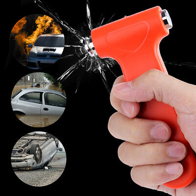 Emergency Escape Tools Auto Car Window Glass Hammer Breaker and Seat Belt Cutter
