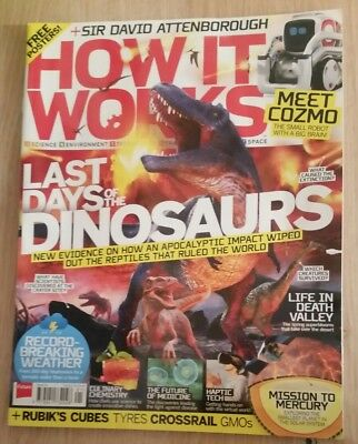 How it works magazine Issue 101