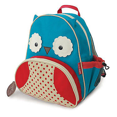 Skip Hop Zoo Backpack Owl