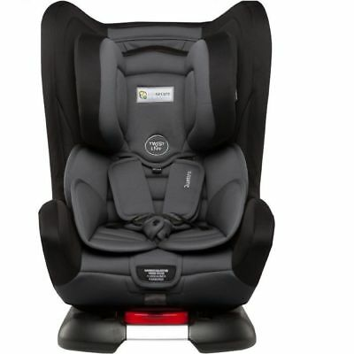 InfaSecure Quattro Astra 0 to 4 Years Convertible Car Seat - Grey