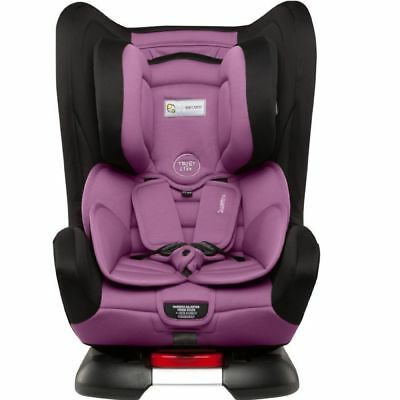 InfaSecure Quattro Astra 0 to 4 Years Convertible Car Seat - Purple