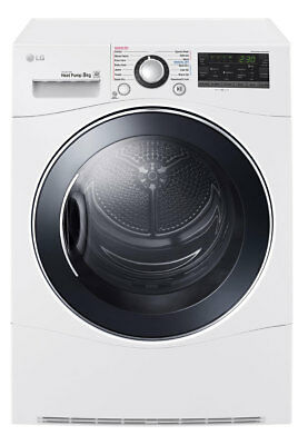LG 8kg Heat Pump Dryer - TD-H802SJW  *Due late August* *Bonus Cashback Offer