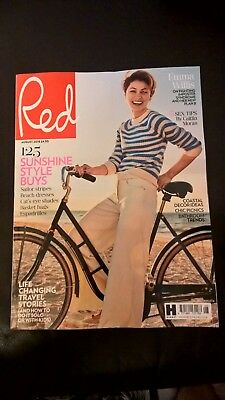 Red Magazine - August 2018 (New and unread)