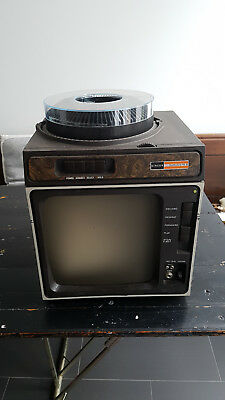 Caramate II 2 Singer vintage industrial automatic commercial slide projector