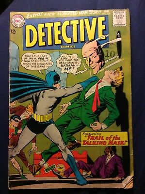 Detective comics #335 Starring Batman 1965