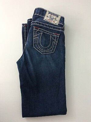 True Religion Boys Jeans, Size Age 10 Years, Blue, Slim, Vgc