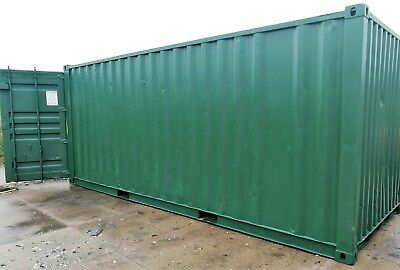 21ft x 9ft Anti-Vandal Storage Container