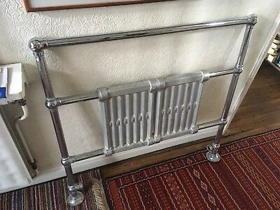 Central Heating Traditional Period Column Radiator with Towel Rail