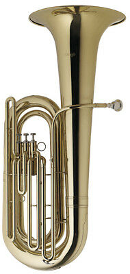 Stagg WS-BT235S B Tuba, 3 Top Action Perinetventile