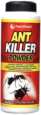 PestShield Ant Killer Powder 240g Kills Beetles,Wasps,Earwigs & Woodlice