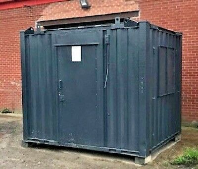 10ft x 8ft Anti Vandal Office Container