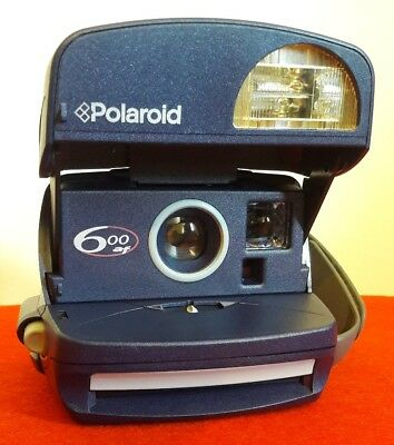 Polaroid Instant camera  600 AF -  - tested and fully working including flash