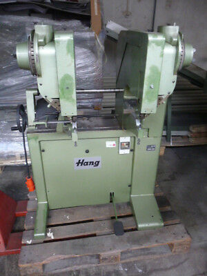 Hang Zweikopfnietmaschine Type 150