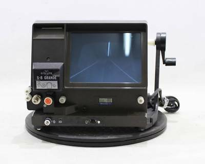 Synclite S-8 Grande 8mm Cinefilm editer