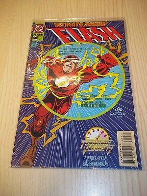 Flash #99, 1995, DC Comics, See Others & Combine Postage, Classic Cover
