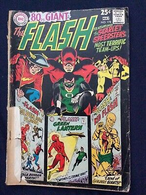 The Flash #178 Giant issue