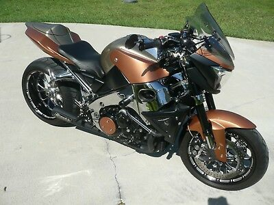 2008 Suzuki Hayabusa  THIS B KING IS THE ONLY ONE IN THE WORLD COMMISSIONED BY SUZUKI TO BE BUILT