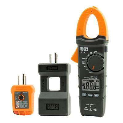 Brand New, Klein Tools Electrical Maintenance and Test Kit CL110KIT