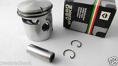 Piston Italjet Pack 2 POLINI 43,40 Ø Oversize 1A Quality 12er Italy Assembly