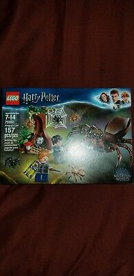 LEGO 75950 Harry Potter Aragog's Lair 157pcs New in Hand Free Shipping