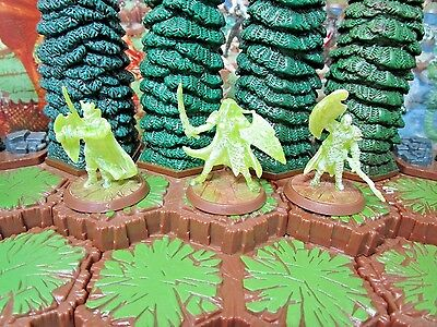 Phantom Knights - Heroscape Wave 11 - D1 Champions of the Forgotten Realms
