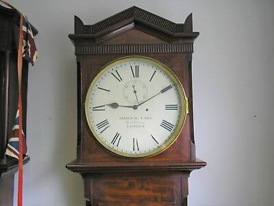 Domestic Regulator Longcase Clock