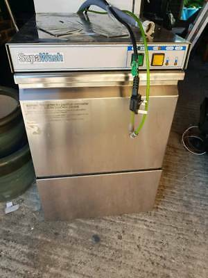SUPAWASH Glass Washer Used