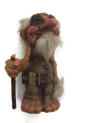 Damaged - Vintage Original Troll Model No.111 by Ny Form Norway