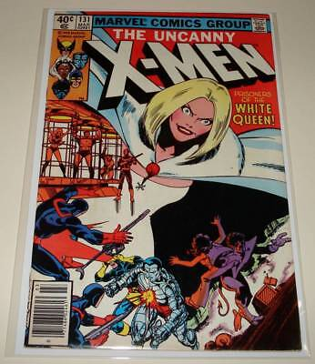 The Uncanny X-MEN # 131 Marvel Comic (March 1980)  VG/FN    White Queen
