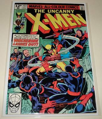 The Uncanny X-MEN # 133 Marvel Comic (May 1980)  FN    Hellfire Club