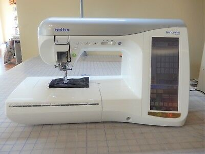 Brother Innovis 4000d Sewing Embroidery Machine With Built In Disney Designs
