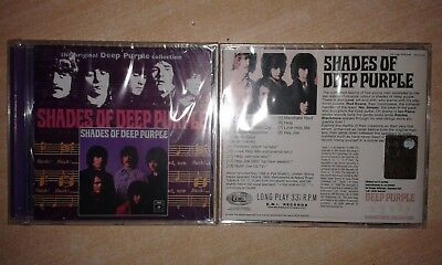Deep Purple - Shades Of Deep Purple - Cd Nuovo Sigillato