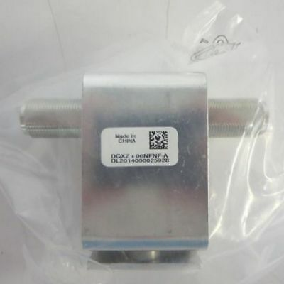 POLYPHASER 800-2500 MHz PROTECTOR; USED IN INSTALLATIONS WHEN DC IS REQUIRED