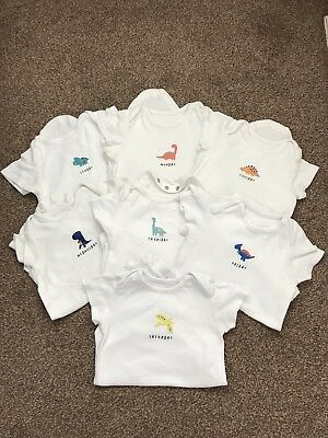M&S Toddler Boys Vests Age 18-24m - Good Condition